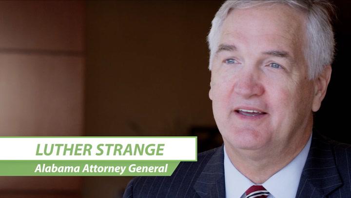 Luther Strange Testifies at EPA hearing in Atlanta