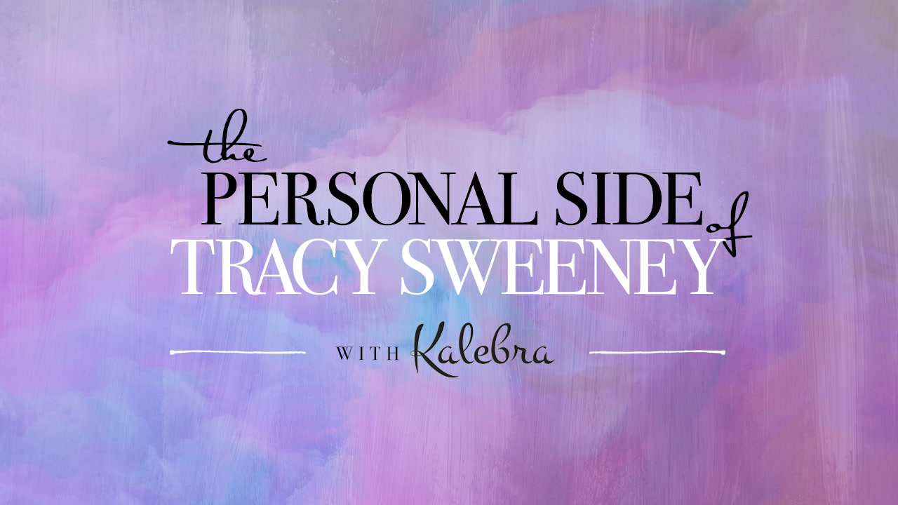The Personal Side of Tracy Sweeney