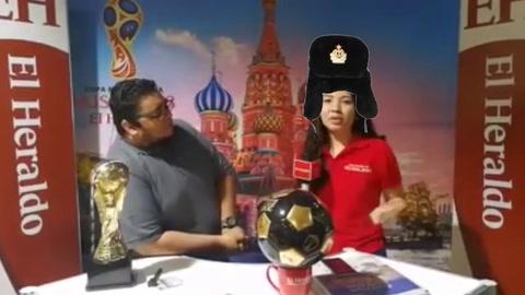 ZONA RUSA   Aprendimos a decir
