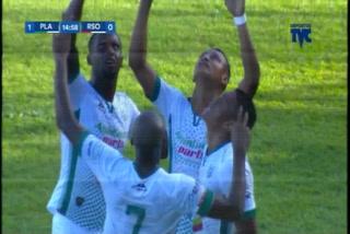 ¡GOOOL DE PLATENSE! Luis Castro abre el marcador 1-0 ante la Real Sociedad