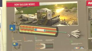 El Pentágono exhibe innovaciones militares
