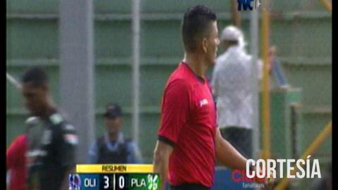 Olimpia derrota a Platense 3-0 en el Nacional