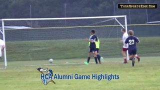 HCA Alumni Game Highlights