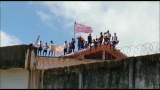 Presos se amotinan tras muerte de 26 en cárcel de Brasil