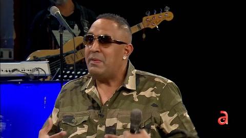 El cantante cubano EDDY K en TN3