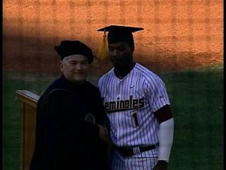 Seminole Baseball hosts graduation ceremony