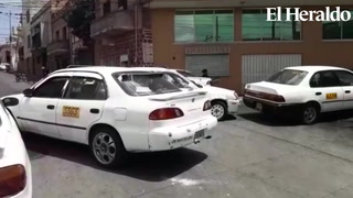 Tegucigalpa: Denegado el acceso a inmediaciones del barrio Guanacaste