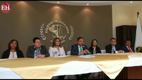 Colegio de Abogados de Honduras se pronuncia sobre el caso de Olvin Mejía