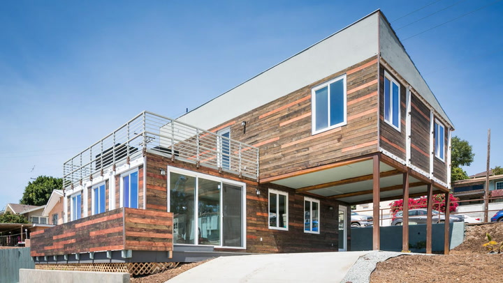 How Could a Home Made of Shipping Containers Be This Luxurious?
