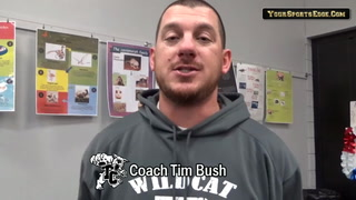 Bush On Micah And Darrin Brown Signing
