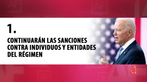 Tras reunión con cubanos-americanos ¿Cuál será la ruta que tomará la administración Biden con la dictadura cubana?