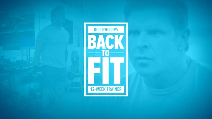 Bill Phillips BACK TO FIT 12-Week Trainer: Back To Supplementation - Bodybuilding.com