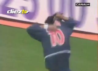 La historia detrás de la celebración de Messi enseñando su camiseta