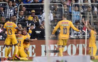 Tigres se corona campeón de la Liga MX tras derrotar a Monterrey