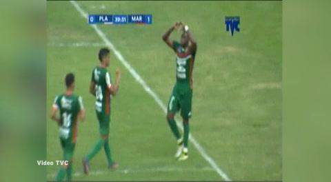 Platense 0 - 2 Marathón (Liga Nacional de Honduras)
