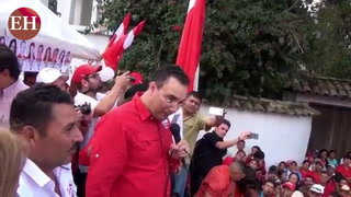 Luis Zelaya a presidente Juan Orlando