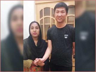 چینی باشندے سےشادی کرنے والی لڑکی مسکان کا ویڈیو بیان سامنے آگیا