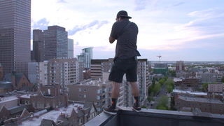 Exploring Denver's Rooftops