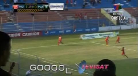 Vida 1 - 0 Platense (Liga Nacional de Honduras)