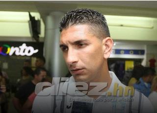 Johnny Leverón ya no tiene contrato con Marathón y desconoce su futuro