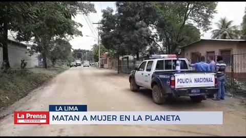 Noticero La Prensa Televisión - Sucesos