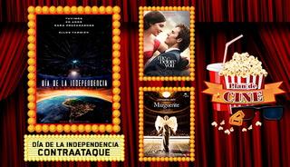 Plan de Cine: Día de la Independencia, Contraataque