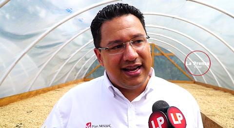 Nestlé proyecta comprar un millón de quintales del café hondureño