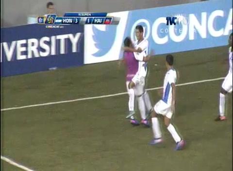La H sub 17 en la siguiente fase al vencer a Haití