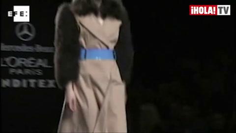Fashion Week Madrid, otoño-invierno 2013-2014: Moisés Nieto