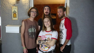 A Peek Inside The Home of Local Rockers Fairy Bones
