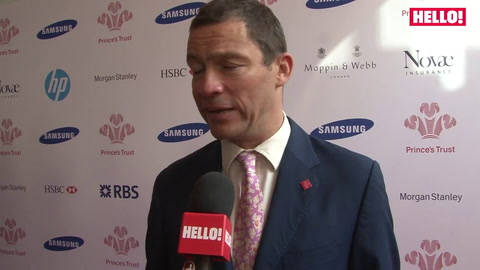 The Prince\'s Trust ambassadors and presenters speak to HELLO! at star studded charity award