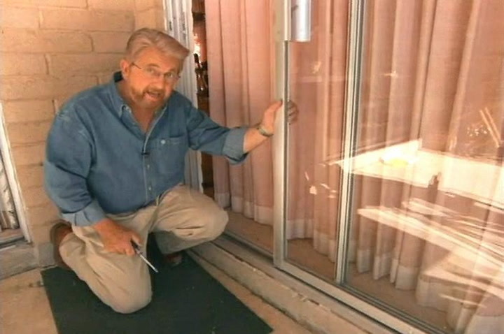 How To Adjust A Glass Sliding Door Diy Projects Videos
