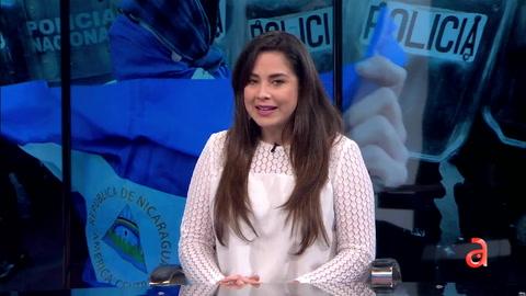 Entrevista con la esposa de Felix Maradiaga, candidato presidencial en Nicaragua y capturado por el régimen del Ortega