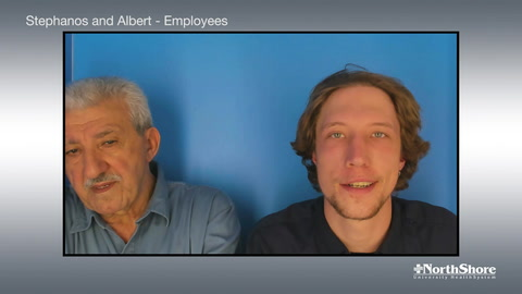 Stephanos and Albert - Employee