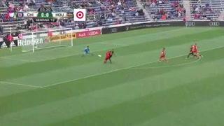 Romell Quioto y su fantástico gol ante  Chicago Fire en la MLS