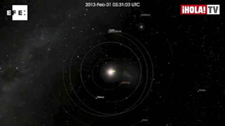 Un asteroide pasará el 15 de febrero cerca de la Tierra