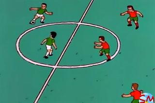 El capítulo de 1997 de los Simpson que predice una final México-Portugal