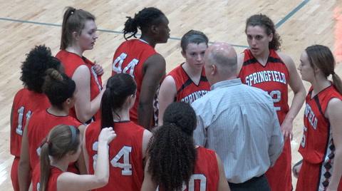 Springfield High vs. Edwardsville Girls Sectional