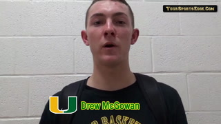 McGowan on UHA's Win Over Hoptown