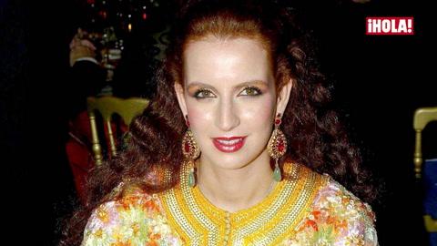 Así es Salma, una princesa moderna en la corte marroquí