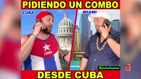 Javier Berridy Pidiendo Un Combo Desde Cuba Tn3 Show #Parodia #Soscuba