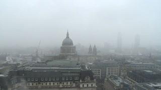 Cambio Climático: Intensas nevadas castigan Europa