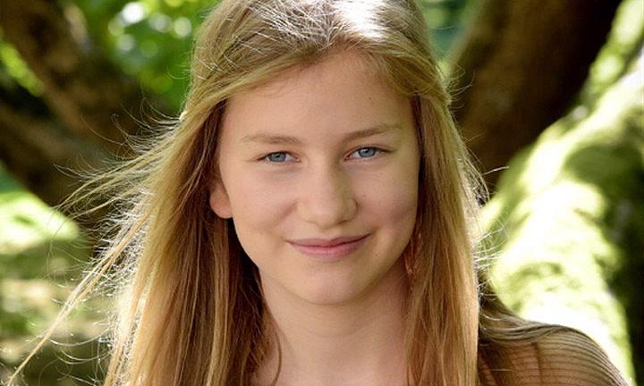 15 cosas que no sabías de la princesa Elisabeth de Bélgica en su 15 cumpleaños