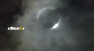 VIRAL: La mejor toma captada del eclipse solar en Estados Unidos
