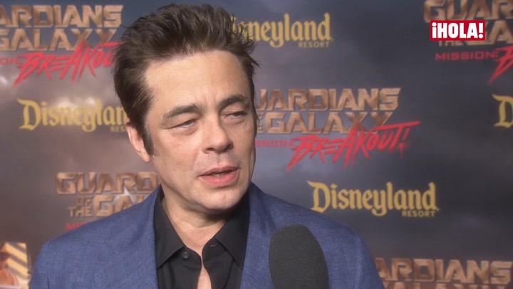 HOLA MEXICO Entrevista Benicio del Toro
