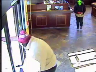 Scream Robbery at the FirstBank in Denver - Scene 5