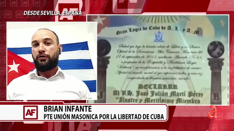 Análisis: Logia Masónica de Cuba rechaza a Díaz-Canel por convocar a la violencia entre cubanos