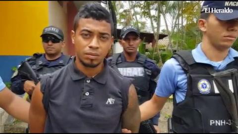Capturan a hombre vinculado con la masacre en El Paraíso