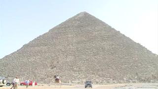 Descubren vestigios de nueva pirámide en Giza