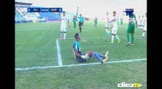 Caue Fernandes se vuelve a meter problemas con jugadores del Olimpia